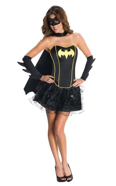Batgirl Costume, Fancy Dress, Medium, US Size