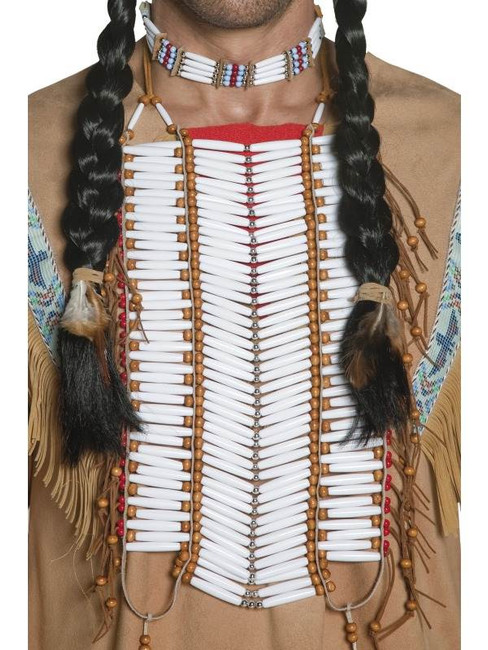 Western Authentic Indian Breastplate.