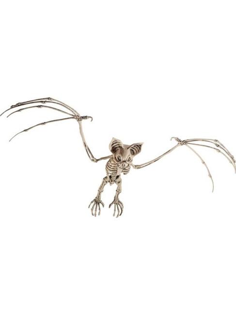 Natural Bat Skeleton Prop, Halloween Fancy Dress Accessories