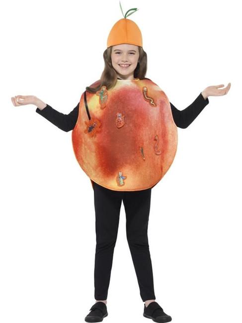 Roald Dahl James & The Giant Peach Costume,Age 4-7,Children's Fancy Dress