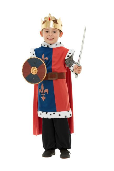 Weapons Set, Shield & Sword, Viking/King/Knight Fancy Dress