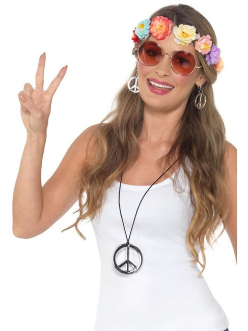 Hippie Festival Kit, 1960's Groovy Fancy Dress