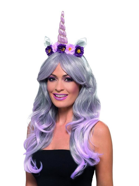 Unicorn Headband, Fancy Dress, One Size