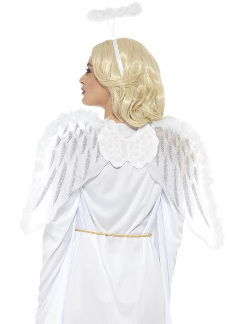 Pure Angel Set, Christmas Fancy Dress Accessories, One Size