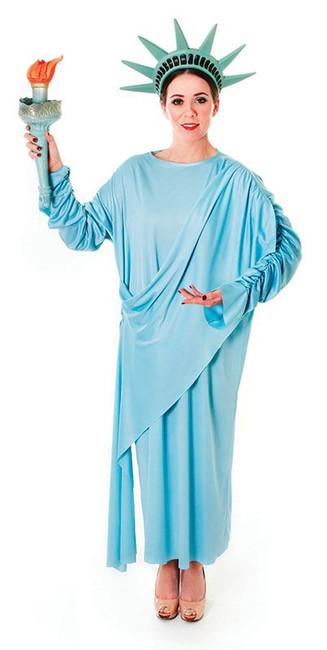 Statue of Liberty Costume, USA Landmark