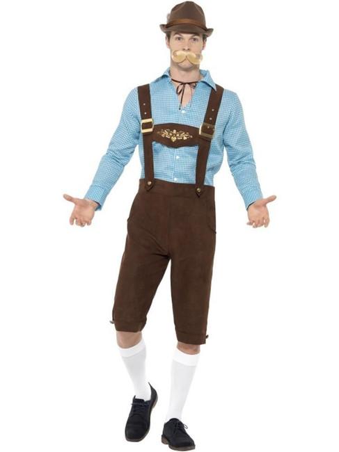 Beer Fest Costume, Oktoberfest Beer Festival Fancy Dress, Medium