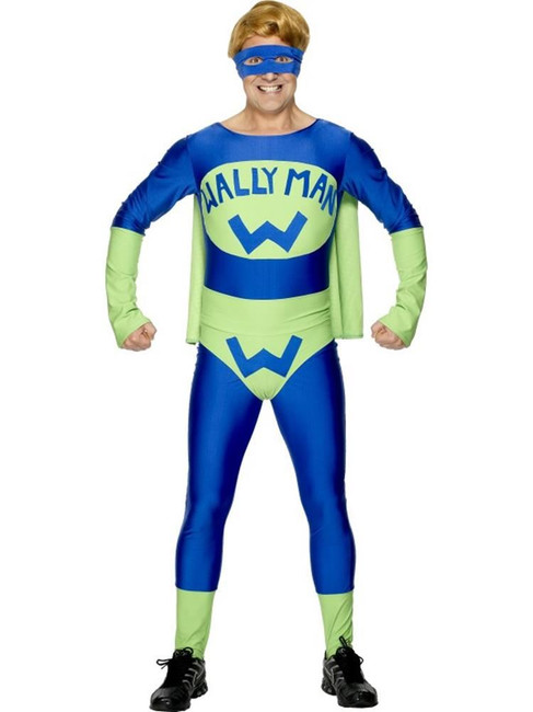 "Wallyman Costume, Fancy Dress, 34""-36"""