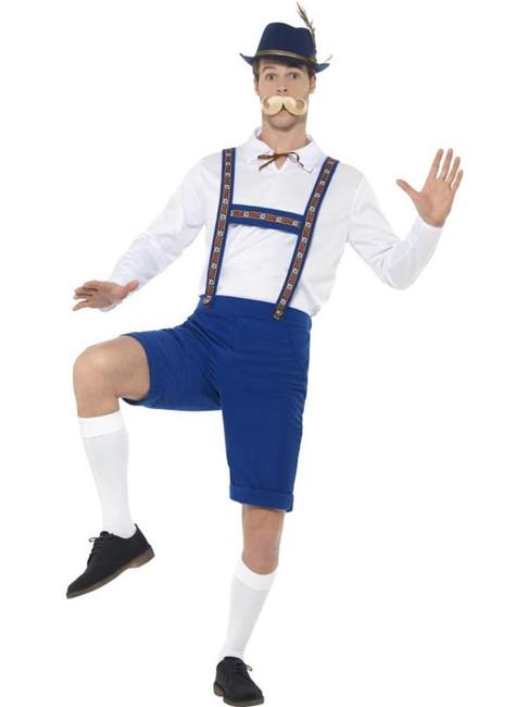 Bavarian Costume, Oktoberfest Fancy Dress, Medium