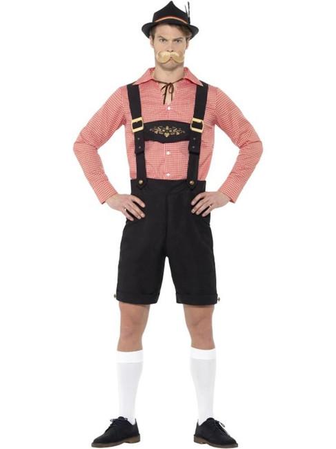 Oktoberfest Costume, Oktoberfest Fancy Dress, Large