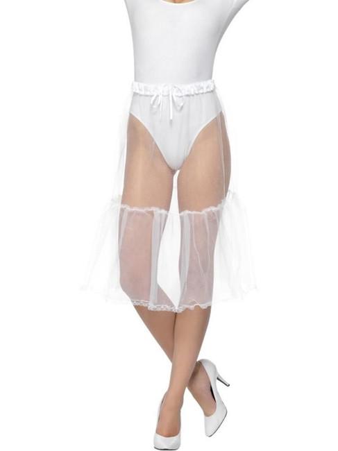 Bavarian Dirndl Petticoat, Oktoberfest Fancy Dress, UK Size 6-18