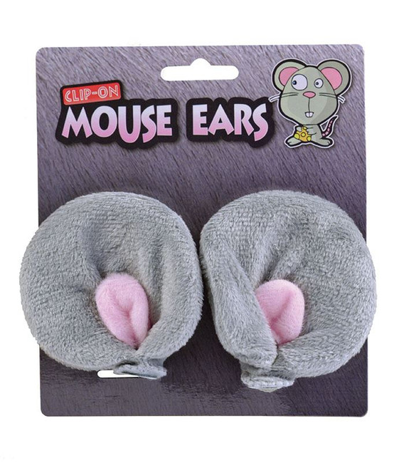 Mouse Ears. Clip On