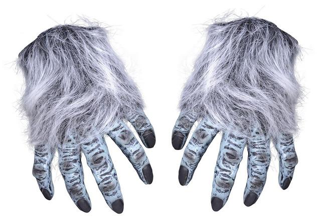 Hairy Hands (Grey)