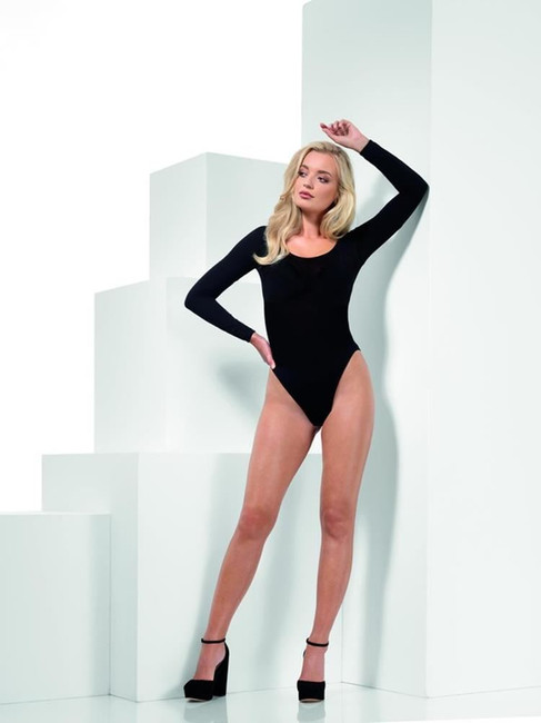 Opaque Bodysuit, Leotard, Fever Body Stockings & Clubwear, UK Size 6-14
