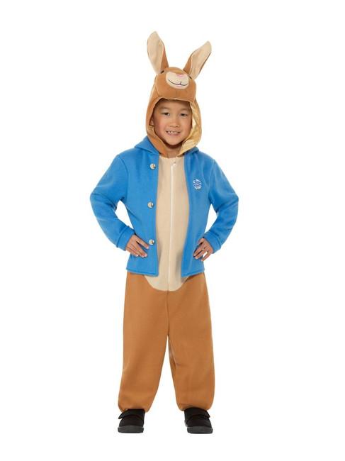Peter Rabbit Deluxe Costume, Peter Rabbit TV, Small Age 4-6