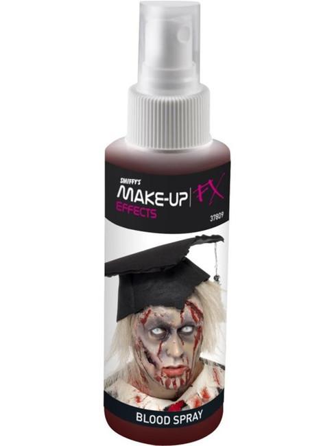 Spray Blood Pump Action Atomiser Red 28.3ml, Facepaint/Makeup