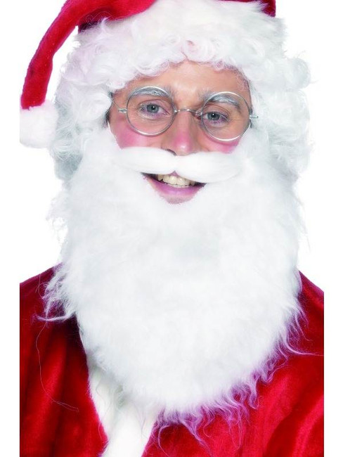 Santa Beard, One Size