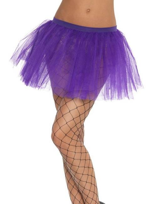 Tutu Underskirt, Purple