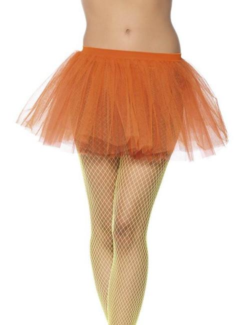 Tutu Underskirt, Orange