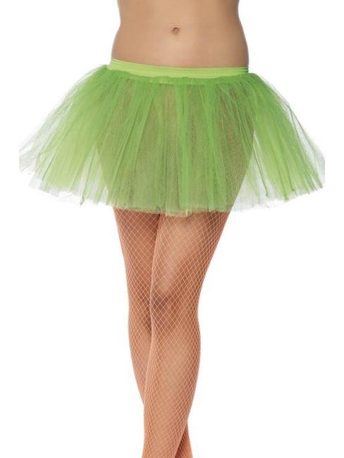 Tutu Underskirt, Green