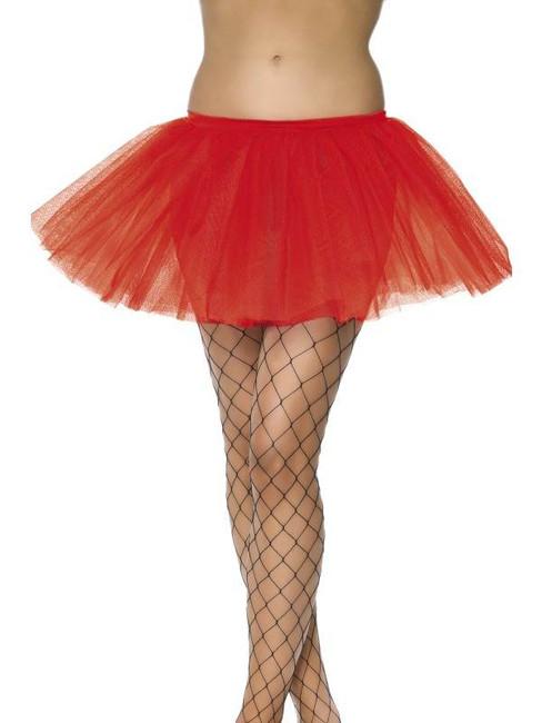 Tutu Underskirt, Red