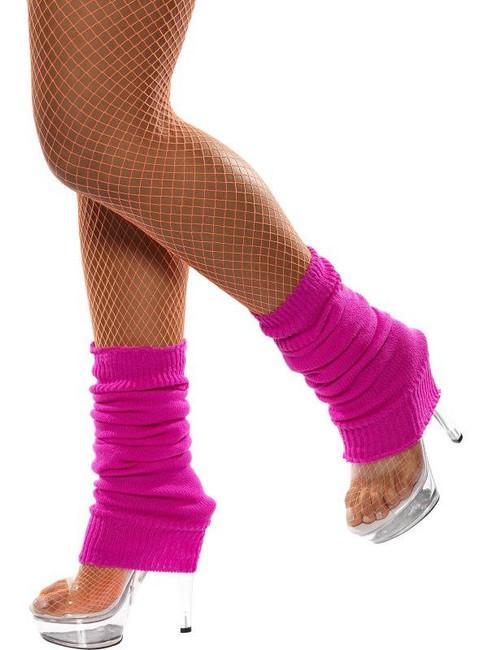 Legwarmers, Pink