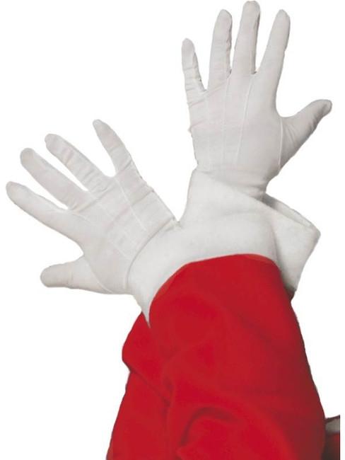 Santa Gloves.  One Size