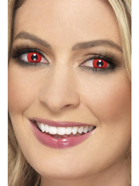 Red Accessoreyes Devil, Cosmetics and Disguises
