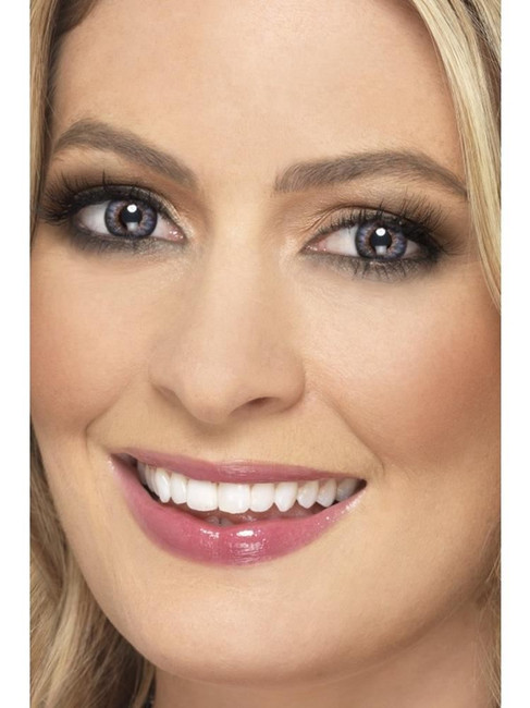 Light Brown Accessoreyes Natural Colour, Cosmetics and Disguises