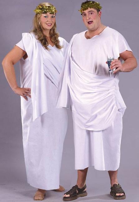 TOGA UNISEX (PLUS SIZE), FANCY DRESS COSTUME