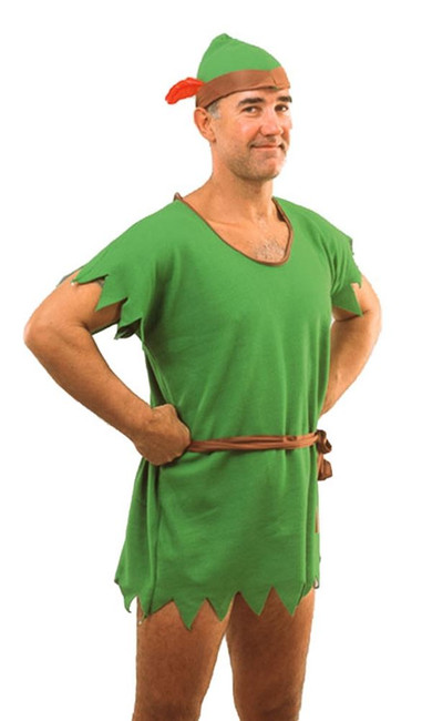 ROBIN HOOD/ELF COSTUME, CHRISTMAS FANCY DRESS COSTUME, SANTAS HELPER