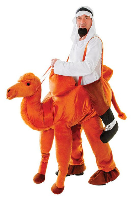 CAMEL STEP IN COSTUME, ADULT COSTUMES, FANCY DRESS