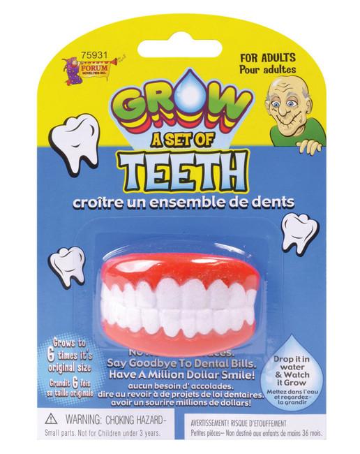 Grow Your Own Teeth