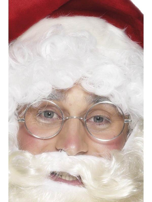 Wire Framed Santa Specs.