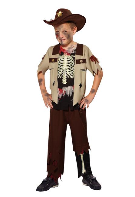 Skeleton Sheriff, Medium