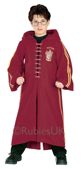 Harry Potter Quidditch Robe, Small