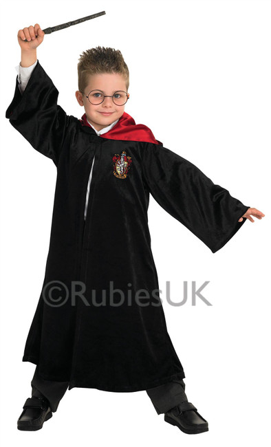 Harry Potter Deluxe School Robe, Medium