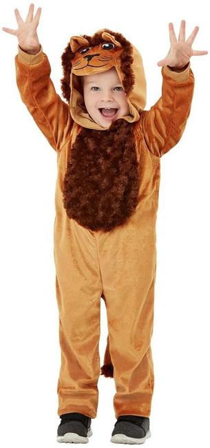 Toddler Lion Costume, Childs Fancy Dress, Toddler Age 3-4
