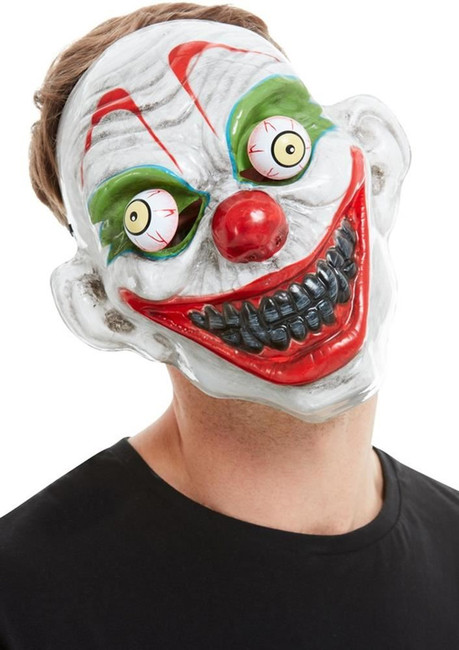 Clown Mask, Fancy Dress/Halloween Mask