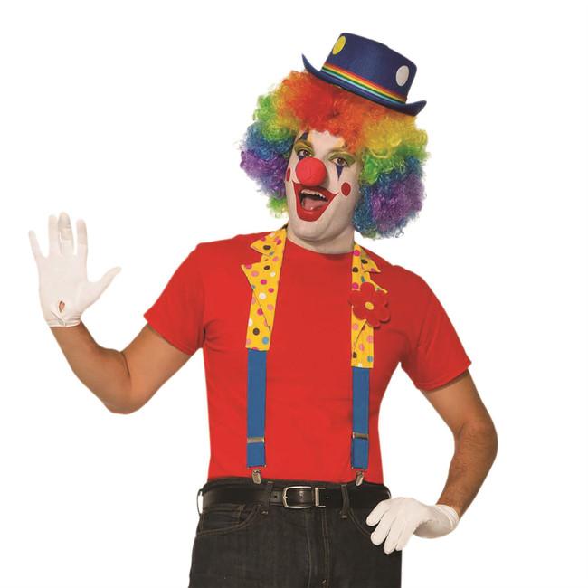 Clown Collar + Braces Set