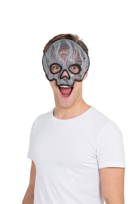 Ghostly Skull Eyemask (Glasses Frame)