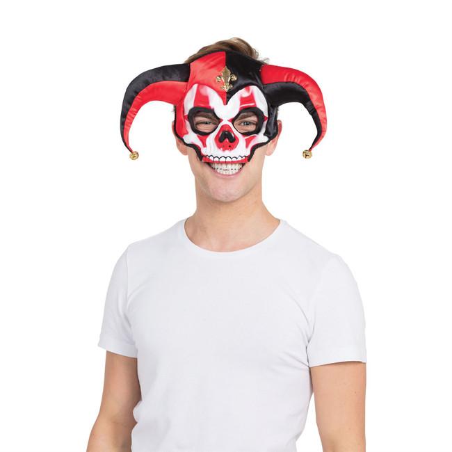 Jester Skull Mask (Glasses Frame)