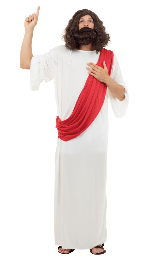 Jesus - XL, Mens Fancy Dress Costume