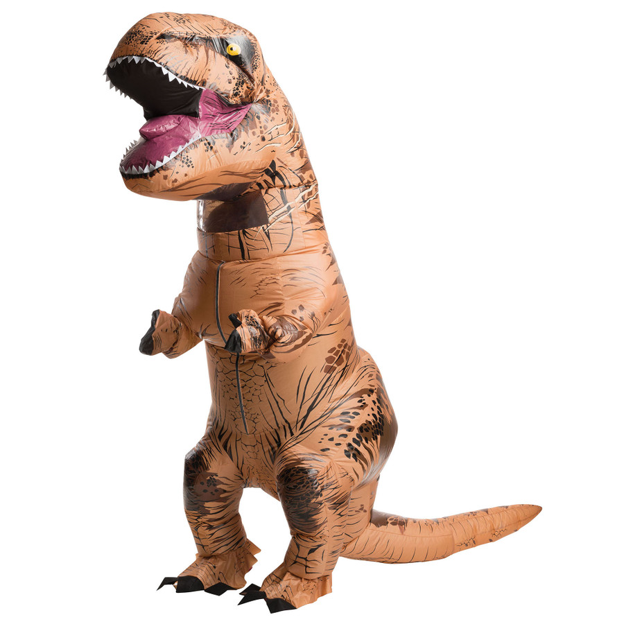 Adult Inflatable T-Rex, Accessory, Fancy Dress