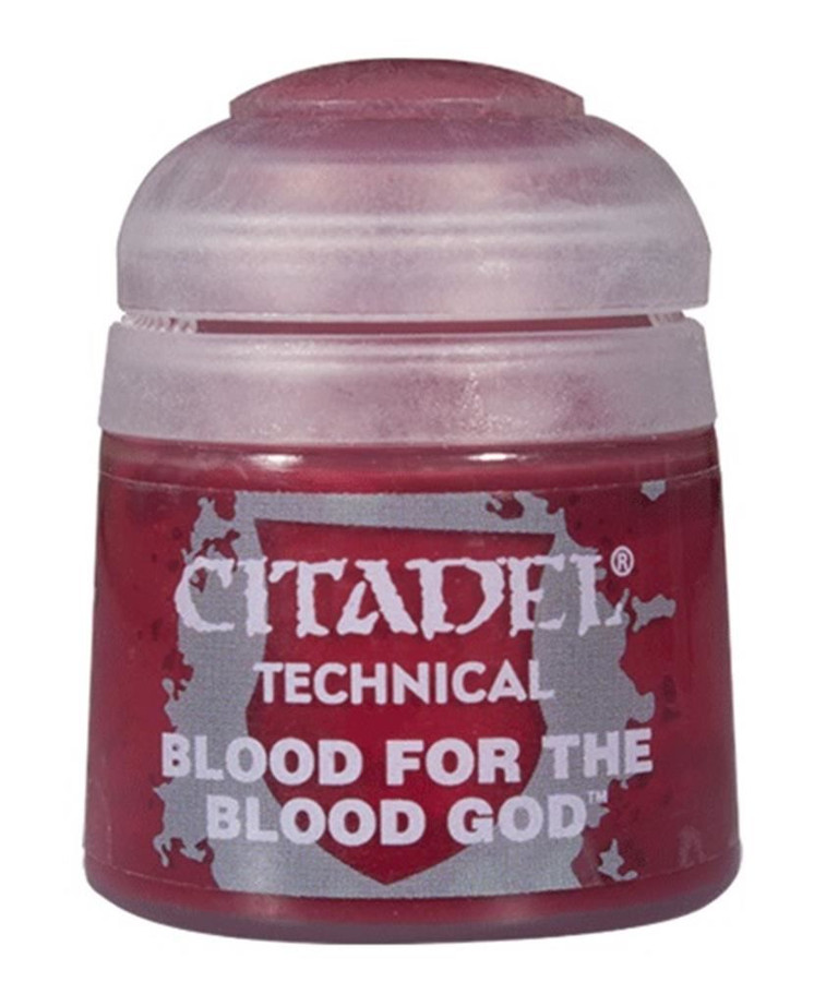 Blood For The Blood God, Citadel Paint Technical, Warhammer 40,000