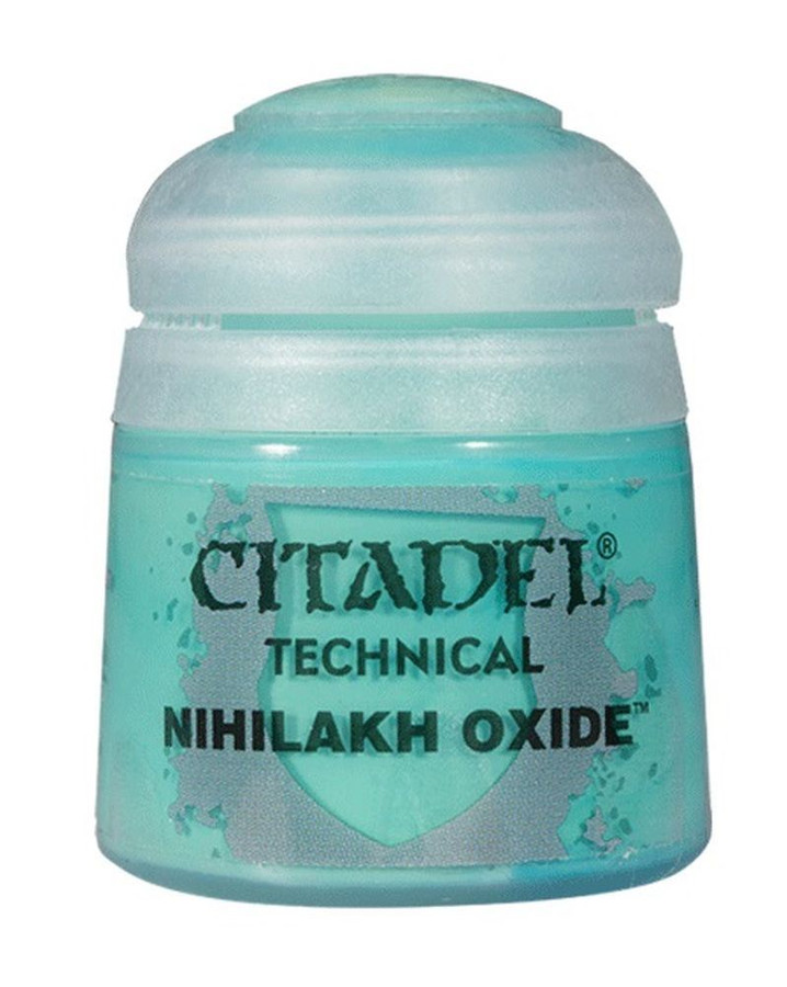 Nihilakh Oxide, Citadel Paint - Technical, Warhammer 40,000/Age of Sigmar