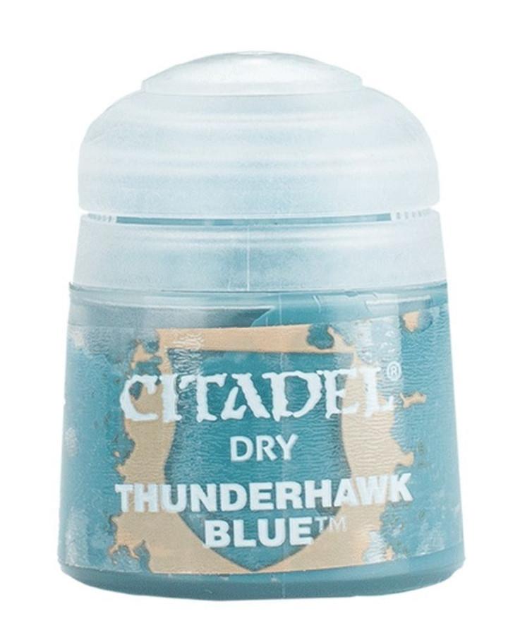 Thunderhawk Blue (12ml), Citadel Paint - Dry, Warhammer 40,000/Age of Sigmar