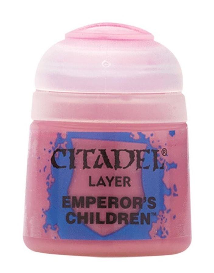 Emperor'S Children, Citadel Paint - Layer, Warhammer 40,000/Age of Sigmar