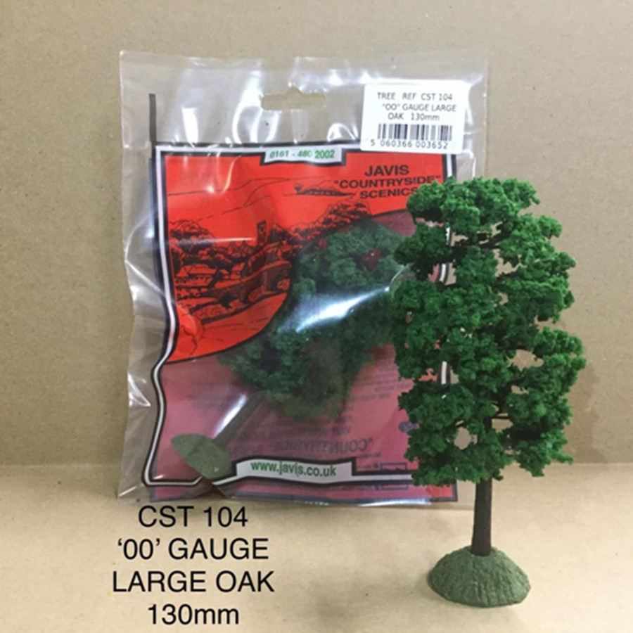 Javis: OO Large Oak Tree, Wargaming/Model Railway Terrain/Scenery