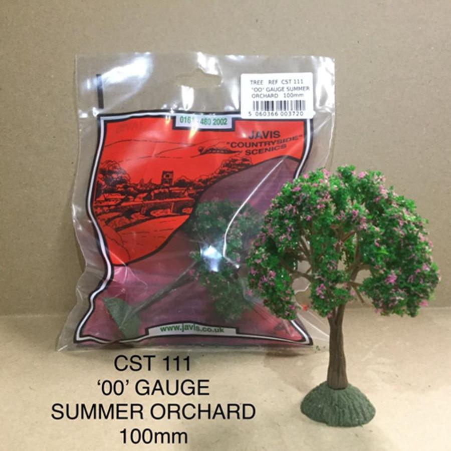 Javis: OO Summer Orchard Tree, Wargaming/Model Railway Terrain/Scenery