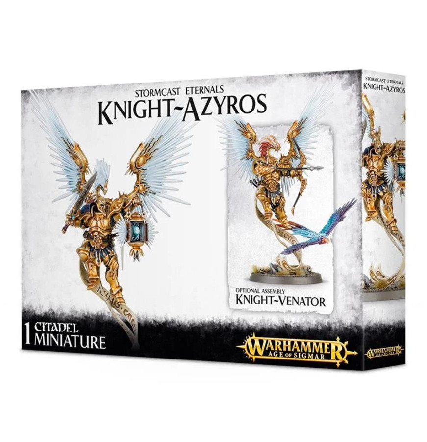 Stormcast Eternals: Knight-Azyros, Warhammer Age of Sigmar